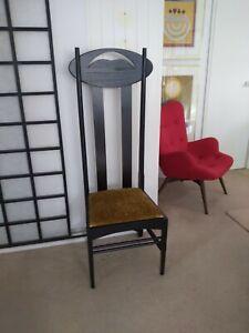Charles Rennie Mackintosh designed ARGYL CHAIR