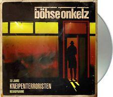 "Böhse Onkelz ""30 jahre kneipenterroristen"" CD Digipack NEU 2018"