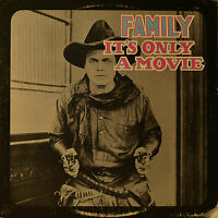 """FAMILY - ITS ONLY A MOVIE   12""""  LP (M251)"""