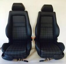 Golf 3 4 Cabrio Recaro Ledersitze Lederausstattung Innenausstattung Sitze Leder