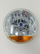 7 INCH H4 HEADLIGHTS SEMI-SEALED with INDICATOR LENS  - HOT ROD,FORD,CHEV