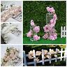 1,8 M artificiels-fleurs de cerisier fleur guirlande vigne Wedding Party Decor