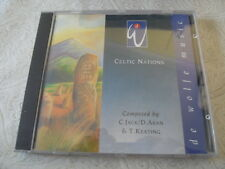 Various artists - Celtic Nations - 1994 De Wolfe Library/Production CD