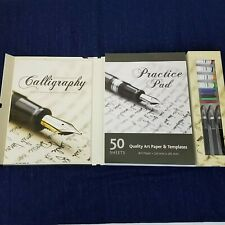 Calligraphy - The Easy Way New in box Rekindle the art of the written word