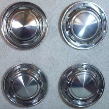 1971 thru 1978 Ford Pinto & Mercury Bobcat 13 Inch Hubcaps Lot Of 4 Wheel Covers