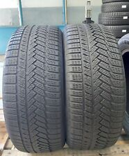 PNEUMATICI GOMME USATE CONTINENTAL WINTERCONTACT 235-55/R17-99H[COD.395]TERMICHE