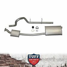 AU Ford Falcon 6 Cyl Ute Standard Cat Back Exhaust Muffler System Catback 4l New