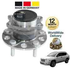 FOR JEEP COMPASS 2006 > 2.0CRD 2.4 MK49 NEW REAR WHEEL BEARING HUB KIT