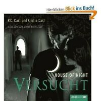 P.C.&KRISTIN CAST-HOUSE OF NIGHT-VERSUCHT 5 CD NEU