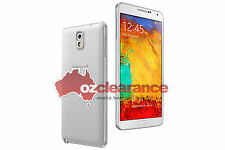 GRADE B Samsung Galaxy Note 3 N9005 4G White 32GB | Unlocked | screen burn