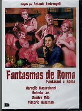 Fantasmas de Roma (DVD Nuevo)
