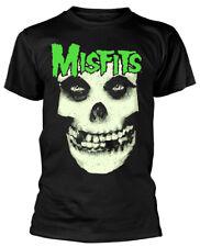Misfits 'Jurek Skull' (Black) T-Shirt - NEW & OFFICIAL!