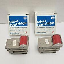 Pitney Bowes Inker Cartridge Mailing Machine Ink Cartridge Item # 625-2 Nos