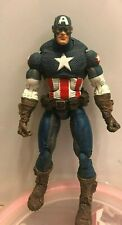 Toy Biz Marvel Legends CLASSIC ultimate CAPTAIN AMERICA Avengers 8 A1