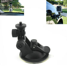 "Portable Suction Mount Car Window Mount Holder for GoPro Hero Camera 1/4 """