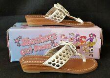 NEW Skechers Gossip Girlz Lil Posh Sandals Girls Youth US 12 UK 11 BNIB