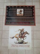 Winchester advertising bullet Poster And Goodwin Art Great Mancave Decoration