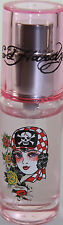 BORN WILD BY ED HARDY 0.25 OZ EDP SPRAY MINI FOR WOMEN NEW AND UNBOX