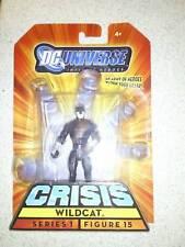 DC Universe-Héroes infinitos Crisis-Wildcat-Nuevo