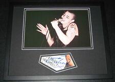 Sinead O'Connor Facsimile Signed Framed 11x14 Photo Display