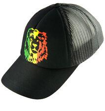 Jamaica Lion of Judah Rasta-Cap/A-Free UK p&p!
