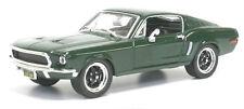 New In Box 1/43 Diecast  Steve McQueen's Green 1968 Mustang GT from Bullitt