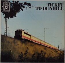 """Ticket to Dunhill 12 """" LP Wings Mamas & Papas Steppenwolf (L3898)"""