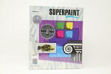 SEALED Vintage Superpaint 2.0 for Macintosh Graphics Software 1986
