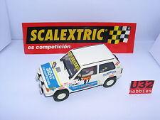 SCALEXTRIC SPAIN SEAT SPORT SEAT PANDA 45 #97 RALLYE COSTA BLANCA 1984  MINT