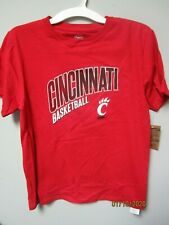 Rivalry Threads Youth Boys Cincinnati Bearcats Red T-Shirt Size XL (16/18)