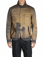 DIESEL J-THAMI YELLOW JACKET SIZE L 100% AUTHENTIC