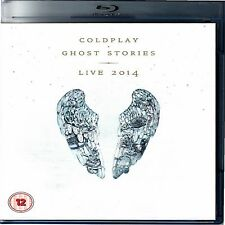 D6 Coldplay: Ghost Stories - Live 2014 (Blu-ray Disc, 2014, 2-Disc Set)