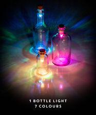 Suck UK - USB Multicolour Rechargeable Bottle Light