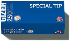 1000 (4x250) GIZEH Special Tip (Hülsen, Filterhülsen, Zigarettenhülsen)