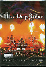 Three Days Grace - Live At The Palace 2008 DVD ( Explicit)Best Buy Exclusive