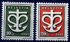 SVIZZERA -   1945  PRO OPERE ASSISTENZIALI    **