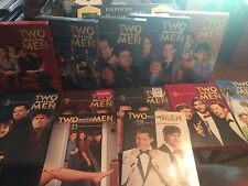 Two and a Half Men Complete Series Seasons 1-12 Dvd Very Good To Brand New