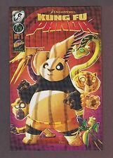 Kung Fu Panda #1 (2011) 1st Comic, Low Print HTF, Ape Entertainment, Kizoic, VF+