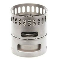 EVERNEW EBY255 Titanium alcohol stove stand DX set