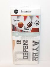 Room Mates Sports Peel And Stick Wall Decals