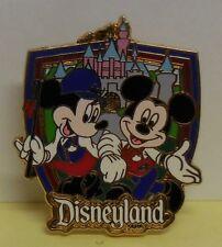 Disney Pin DLR Disneyland Guided Tour Pin New