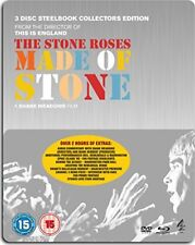 Stone Roses Made Of Stone Steelbook (Bluray  DVD)