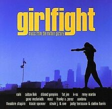 Girlfight Original Soundtrack Cd Brand New And Sealed New Free Post