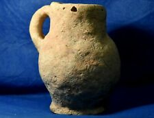 Canaanite Neolithic- Chalcolithic 7-4 millennium Terracotta (clay) Mug / Juglet