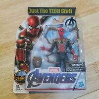 New Marvel Avengers Endgame Spider Man Iron Spider 6'' Action Figure
