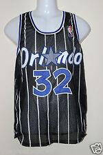 NBA Orlando Magic #32 SML Vintage Mesh Basketball Jersey by Spalding