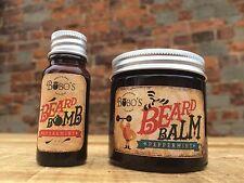 BOBOS BEARD COMPANY BEARD BALM 50ML MADE WITH MOROCCAN ARGAN OIL