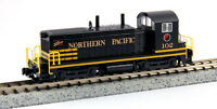 Kato 176-4371 EMD NW2 Northern Pacific #102 (N scale)