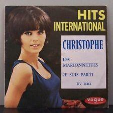"(o) Christophe - Les Marionnettes (7"" Single, France)"