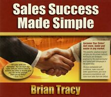 Sales Success Made Simple: Brian Tracy Audiobook 14CDs Unabridged